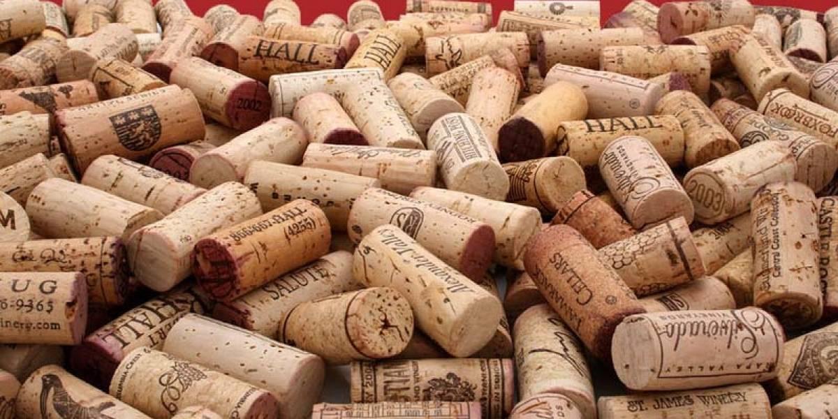 Los corchos y su importancia en los vinos