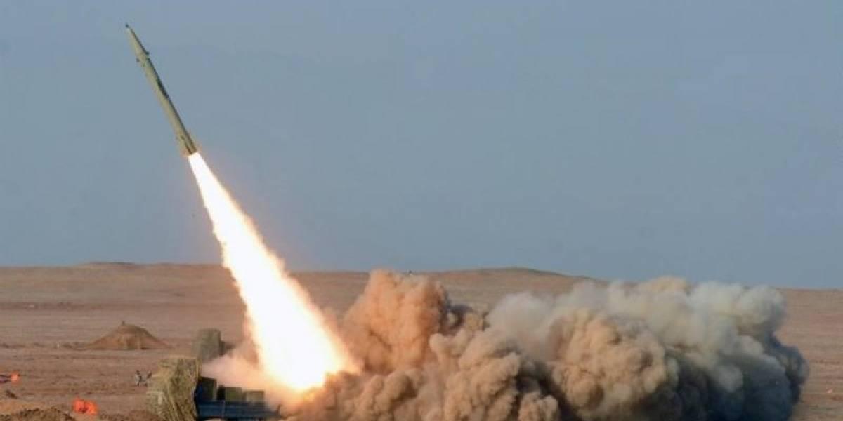 """""""No necesitamos permiso de nadie para defender nuestra patria"""": Irán también desafía a EEUU y exhibe nuevo misil"""