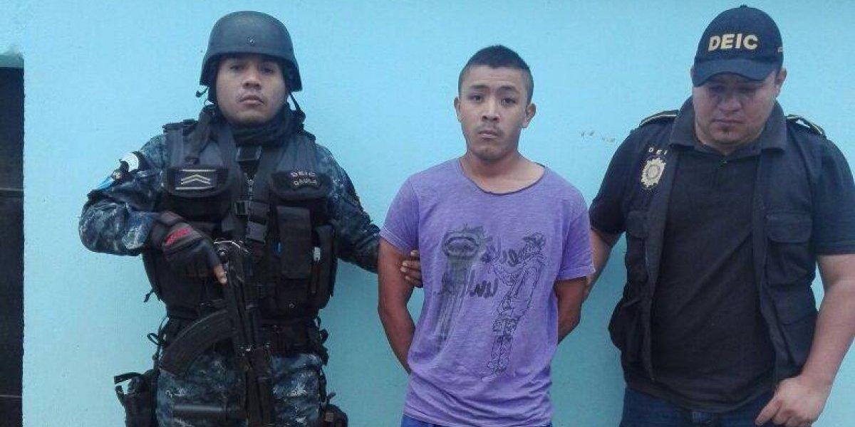 Capturan a presuntos asesinos durante operativo