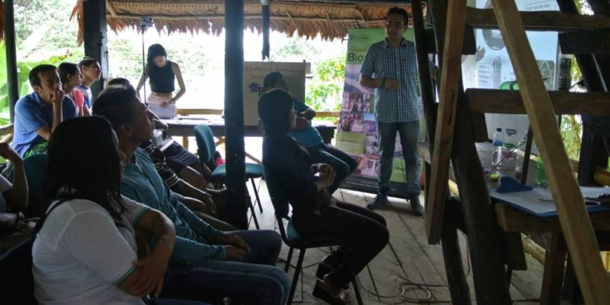 Estudiantes de la Universidad El Bosque le apuestan al desarrollo de las comunidades indígenas