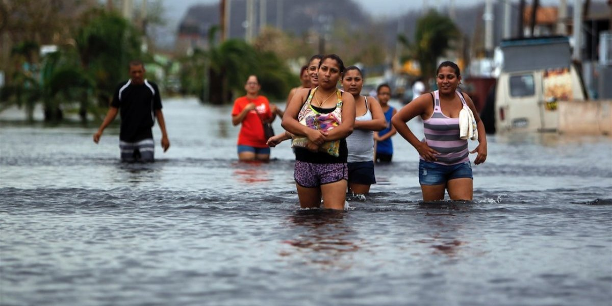 Ordenan una evacuación masiva en Puerto Ricopor una nuevaemergencia