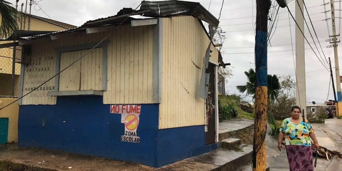 El golpe del huracán María en la voz de los residentes de Aguadilla