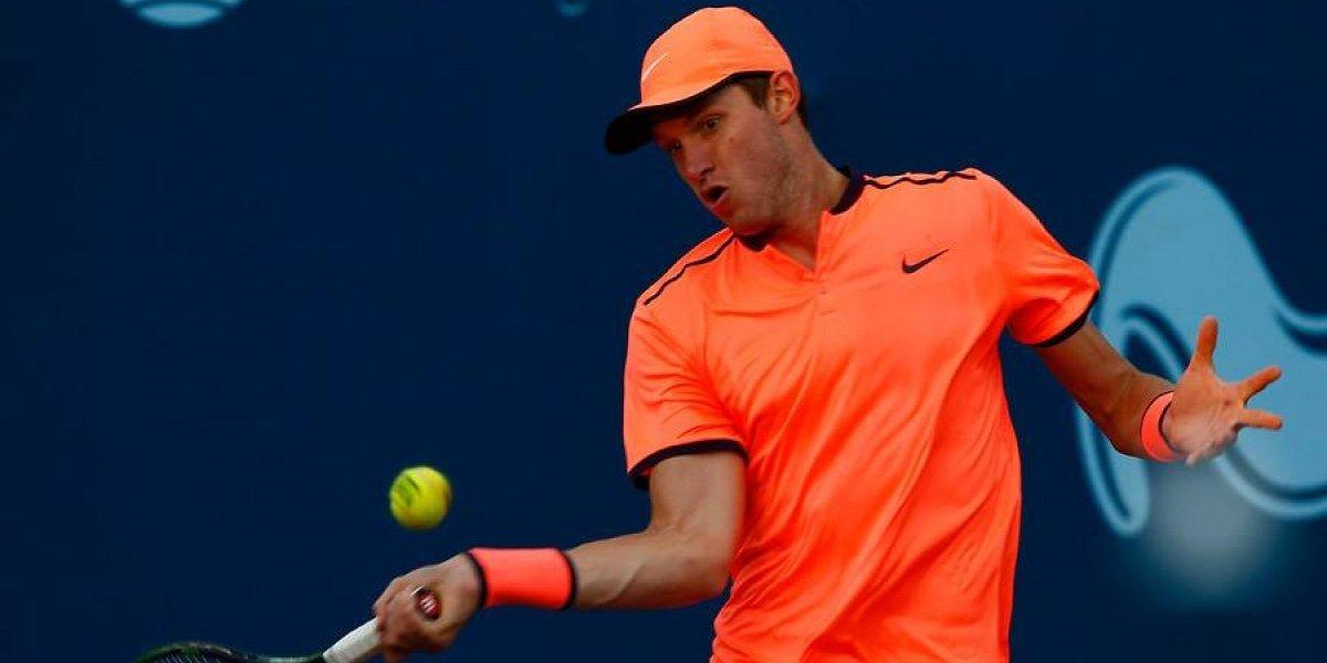 Nicolás Jarry se presenta en las grandes ligas jugando la qualy del ATP 250 de Shenzhen