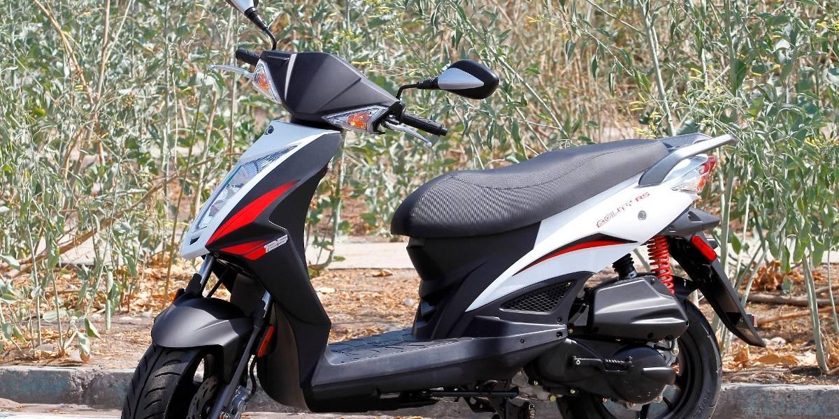 Por redes sociales, Kymco regala una moto