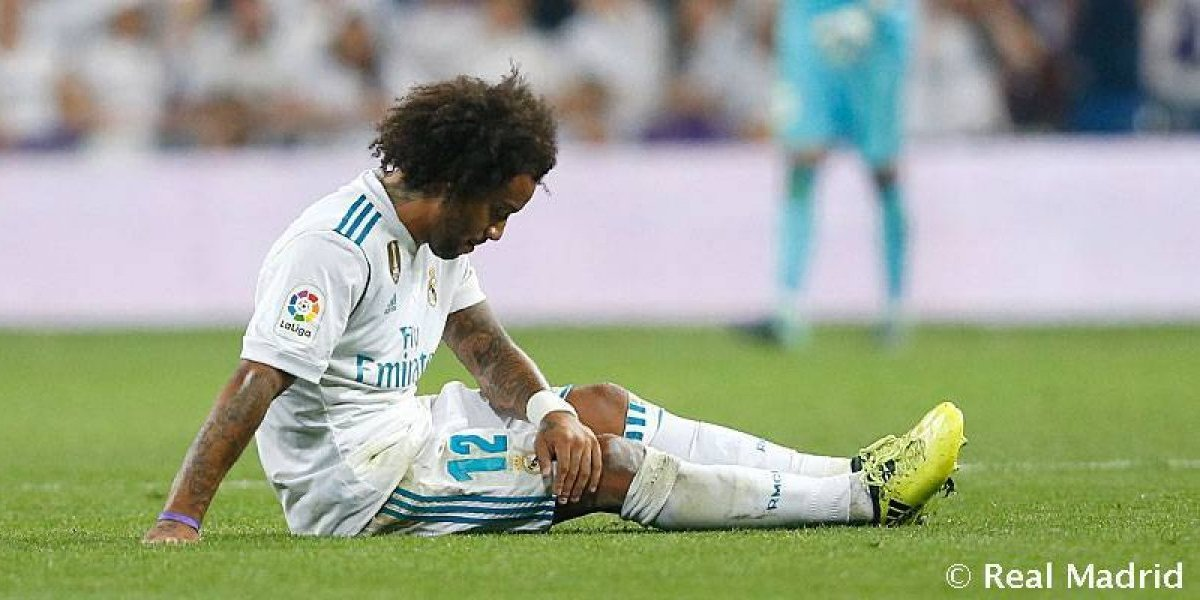 Marcelo se convierte en la baja más sensible para el Real Madrid