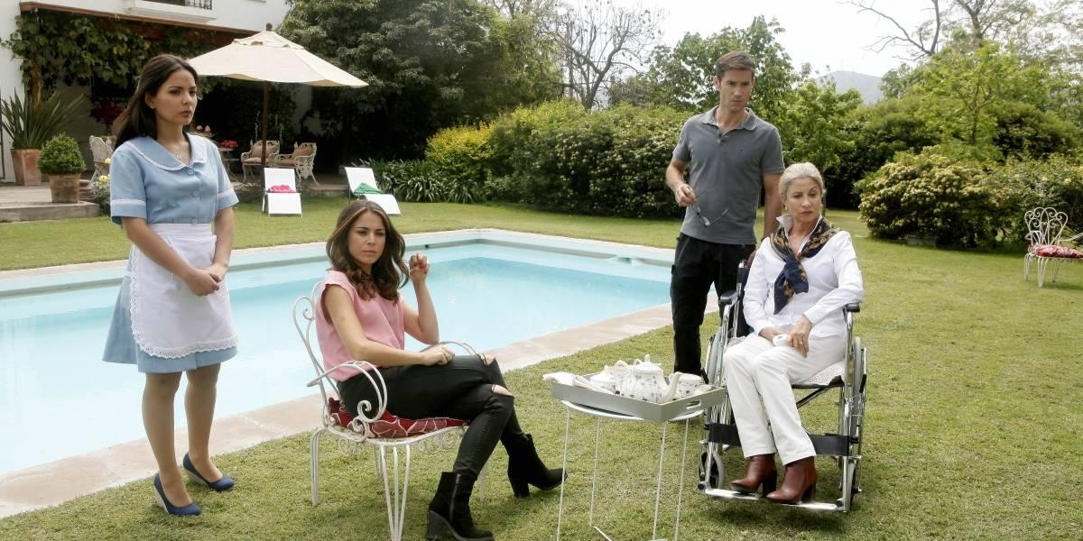 """Villana de """"Amanda"""" se integra a """"Dime quién fue"""", la nueva teleserie nocturna de TVN"""