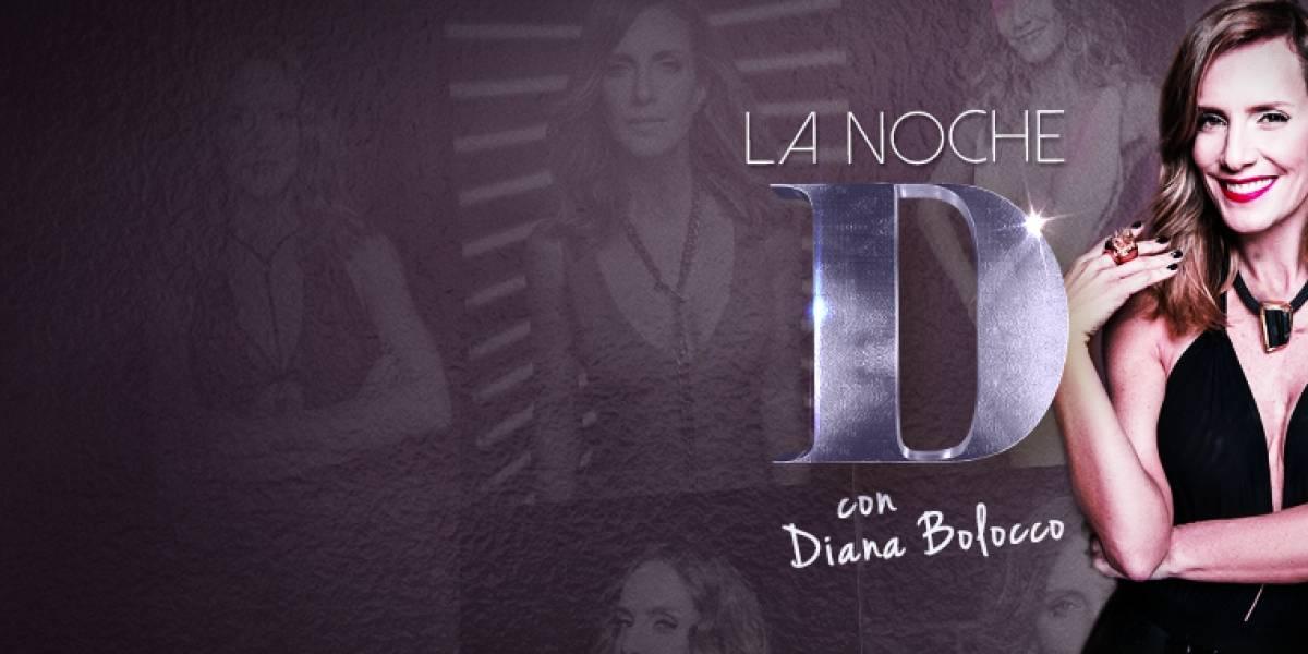 """""""La noche D"""": Diana Bolocco prepara nuevo programa en Canal 13"""
