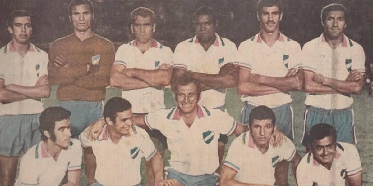 """La """"maldición"""" del Nacho Prieto que afecta a los chilenos en la Copa Libertadores"""