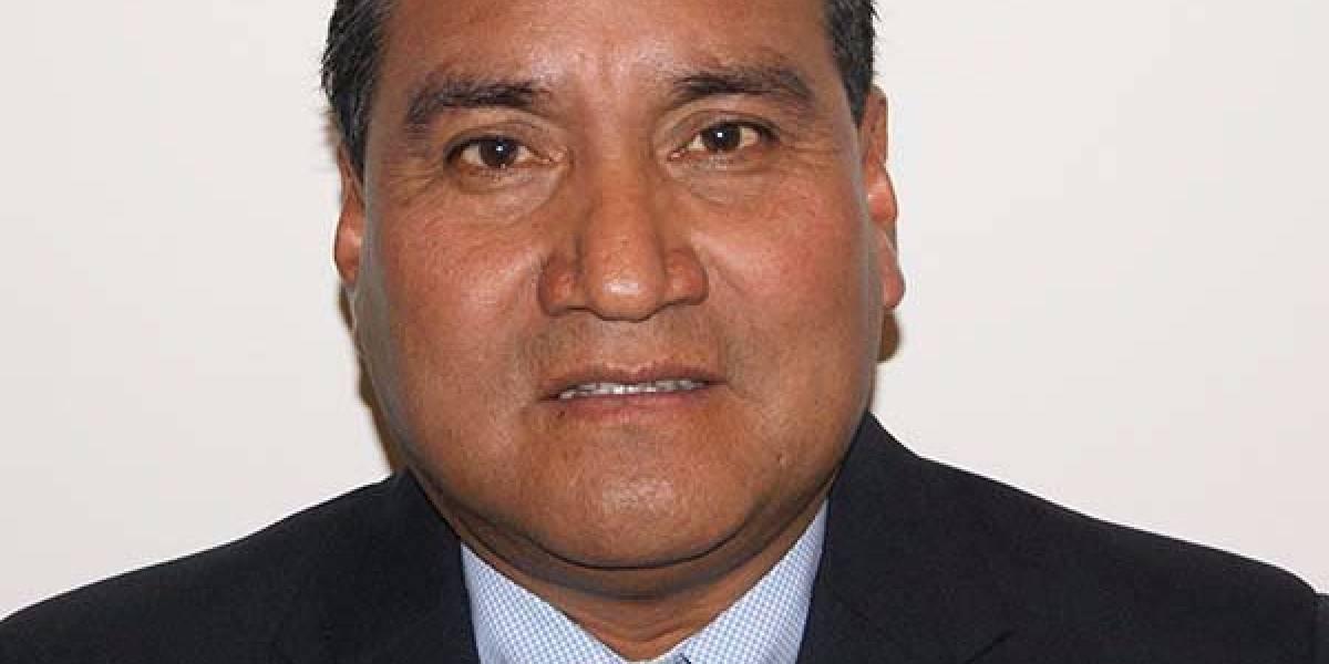 Muere el diputado Ovidio Domingo Bámaca por accidente automovilístico