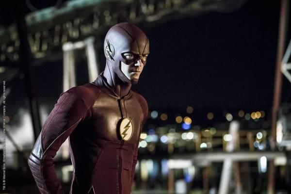 Grant Gustin, Flash