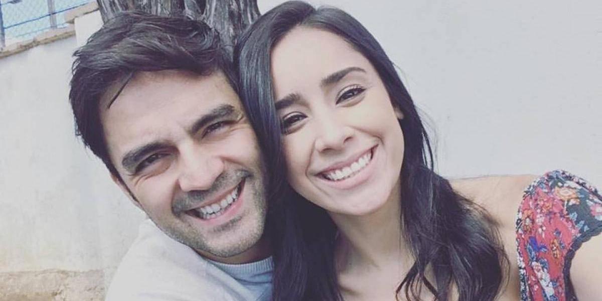 Pamela Paz comparte íntimo video y se quiebra al hablar de su prometido