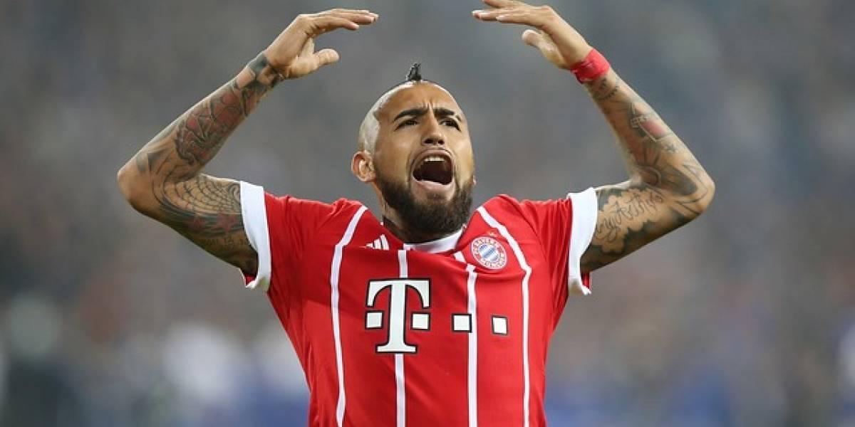 Arturo Vidal millonario: se transformaría en el futbolista mejor pagado de Alemania