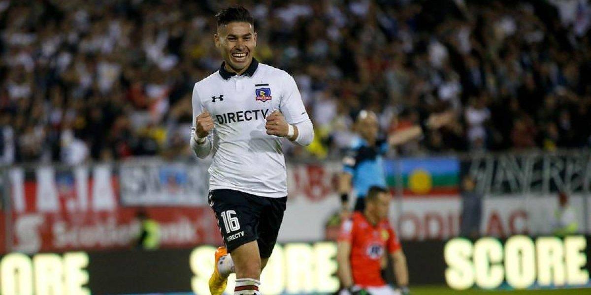 """Óscar Opazo y su gran noche en Colo Colo: """"Necesitaba un partido así"""""""