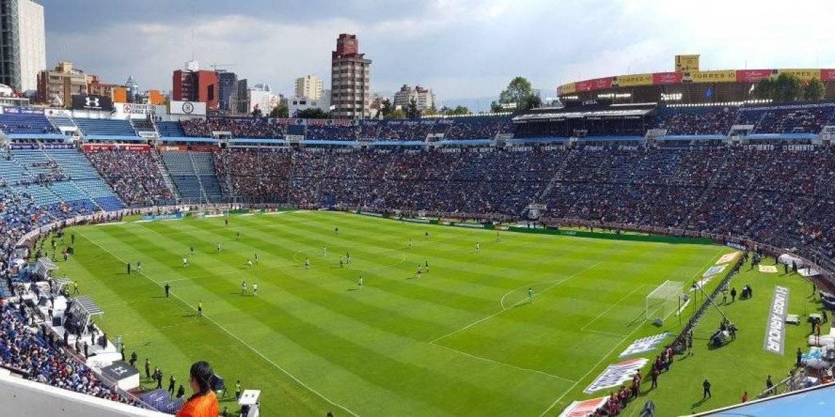 Las posibles sedes del Cruz Azul vs Pachuca