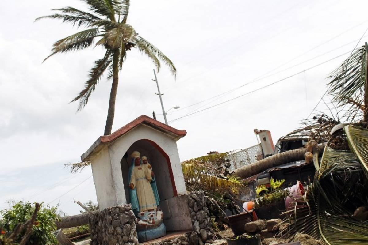 Desastre en Puerto Rico