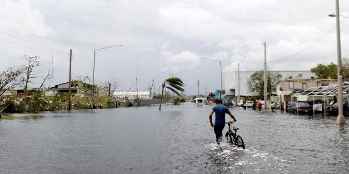 Autoridades de Puerto Rico desalojan a 70 mil personas por represa colapsada tras Huracán María