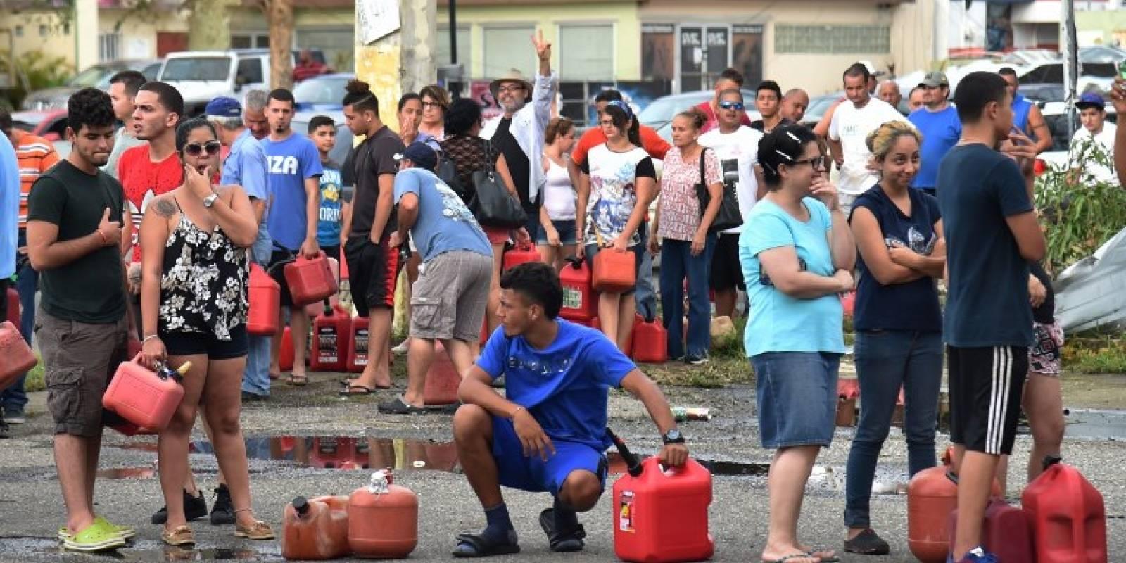 Habitantes de Puerto Rico