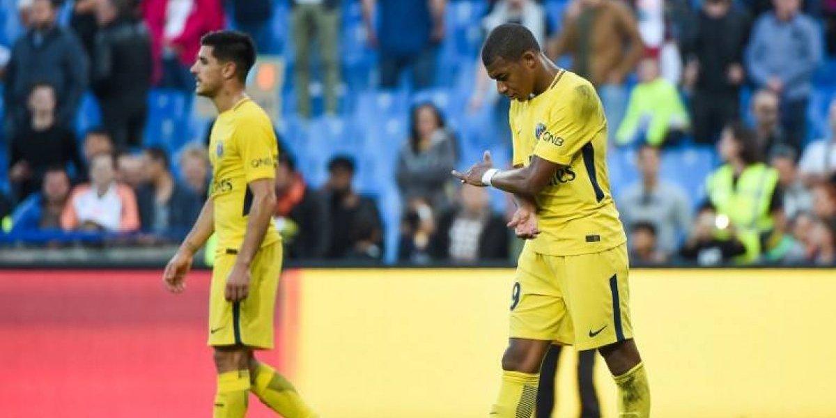 PSG sufrió sin Neymar y resignó sus primeros puntos de la temporada