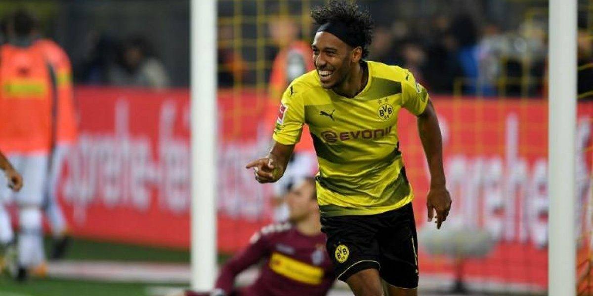 Borussia Dortmund dio una exhibición de fútbol y le manda un aviso al Bayern de Vidal