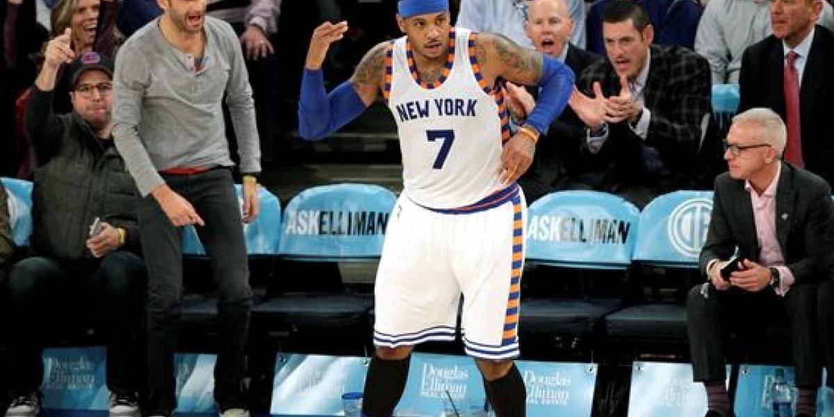 Carmelo Anthony opta por los Thunder, que sueñan con el 'trío infernal' y un anillo