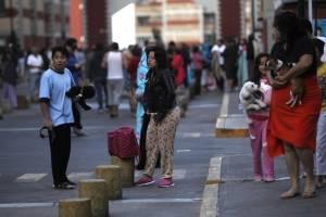 Un nuevo sismo en México sacude el centro de México y genera alarma