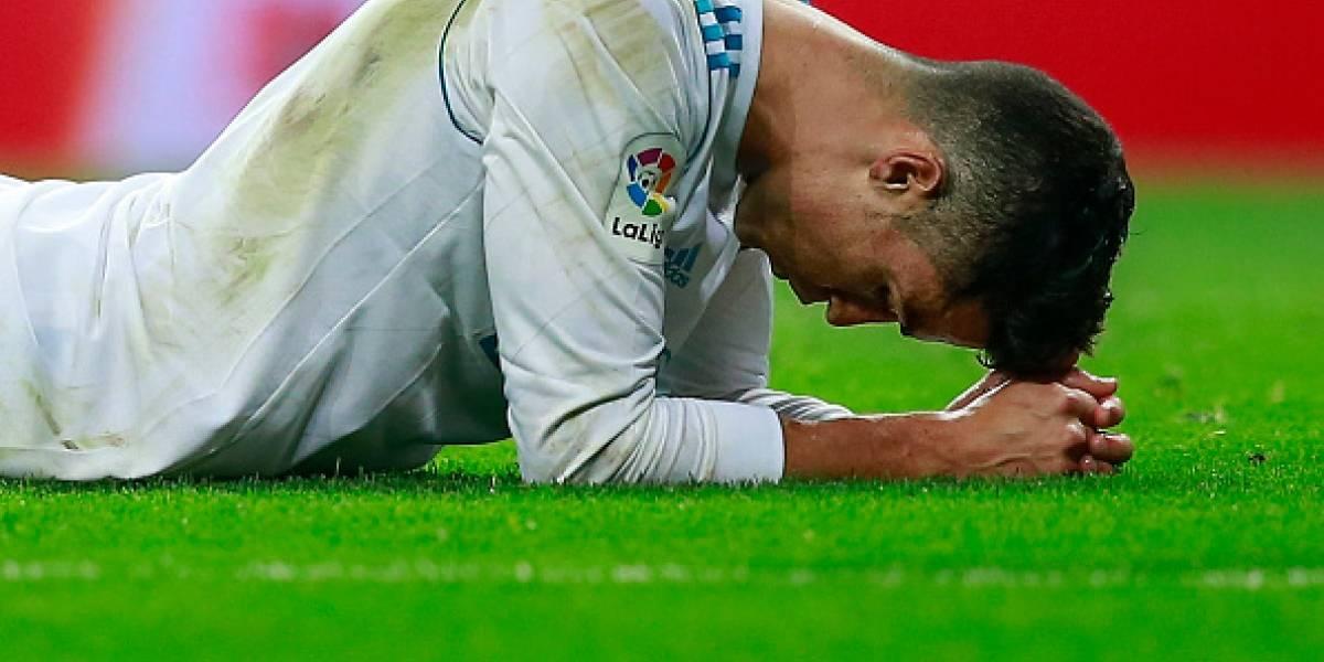 La jugada que Cristiano Ronaldo no pudo hacer