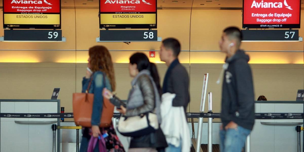 Avianca cambió horarios de vuelos por despidos de pilotos