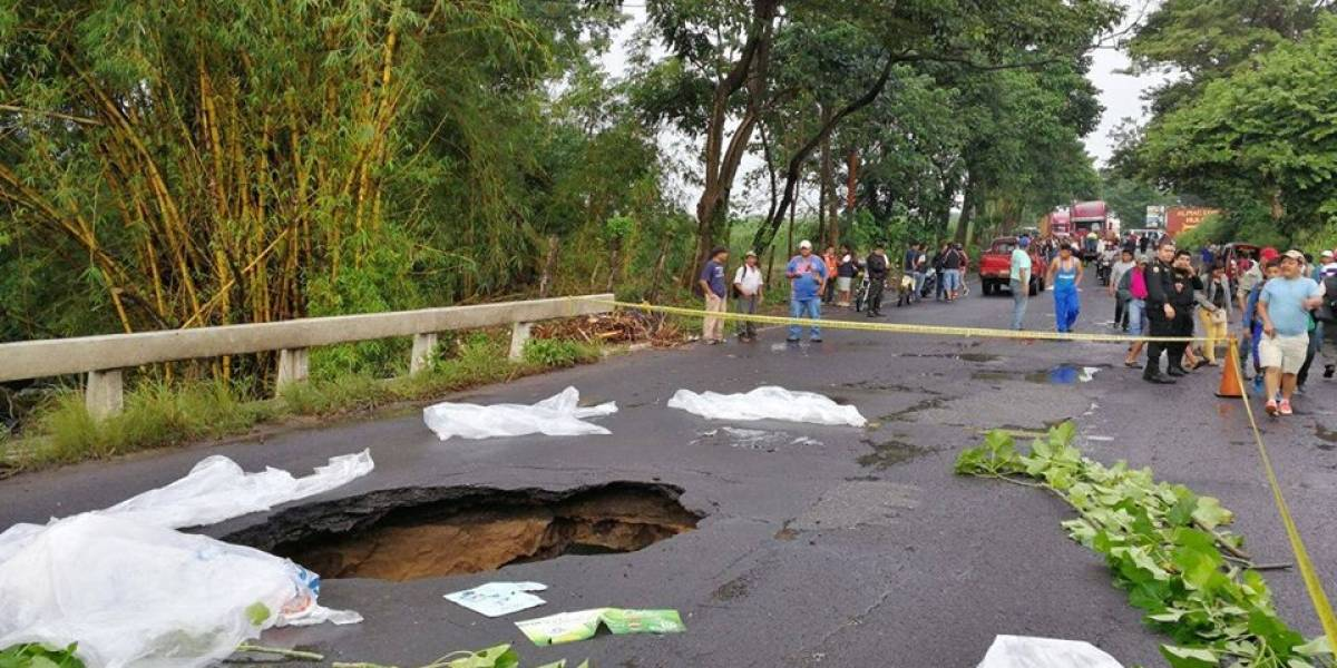 ¡Al fin! El CIV lanzará licitación para reparar la carretera al Pacífico