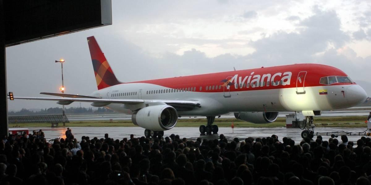 Avianca presentó demanda de ilegalidad por el paro de pilotos ante el Tribunal superior