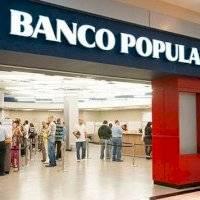 Banco Popular notificará a clientes cuando les depositen los $1,400