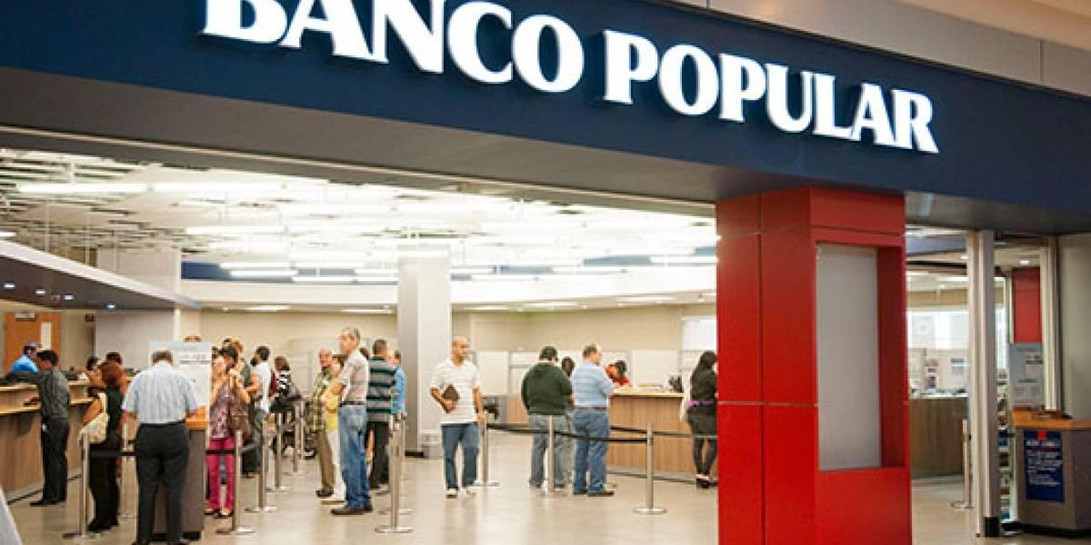 Cero cargos en cajeros automáticos de Banco Popular ante emergencia por María