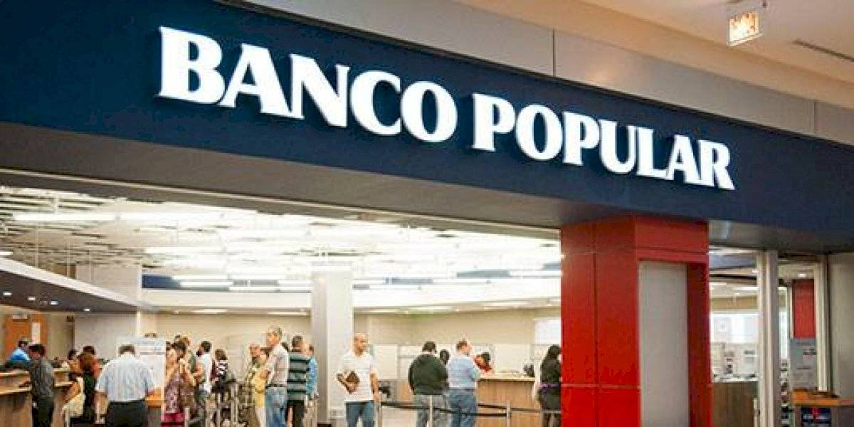 Banco Popular restablece servicio que da acceso a Mi Banco Móvil