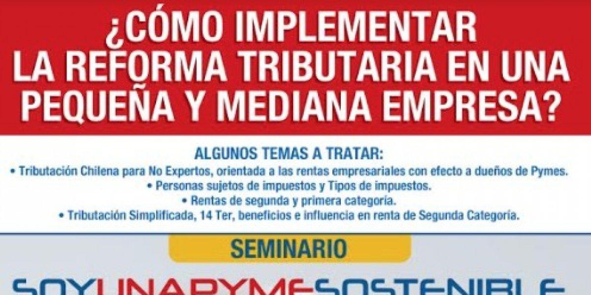 Unión Nacional de Gremios de Pymes organiza taller sobre reforma tributaria para el sector