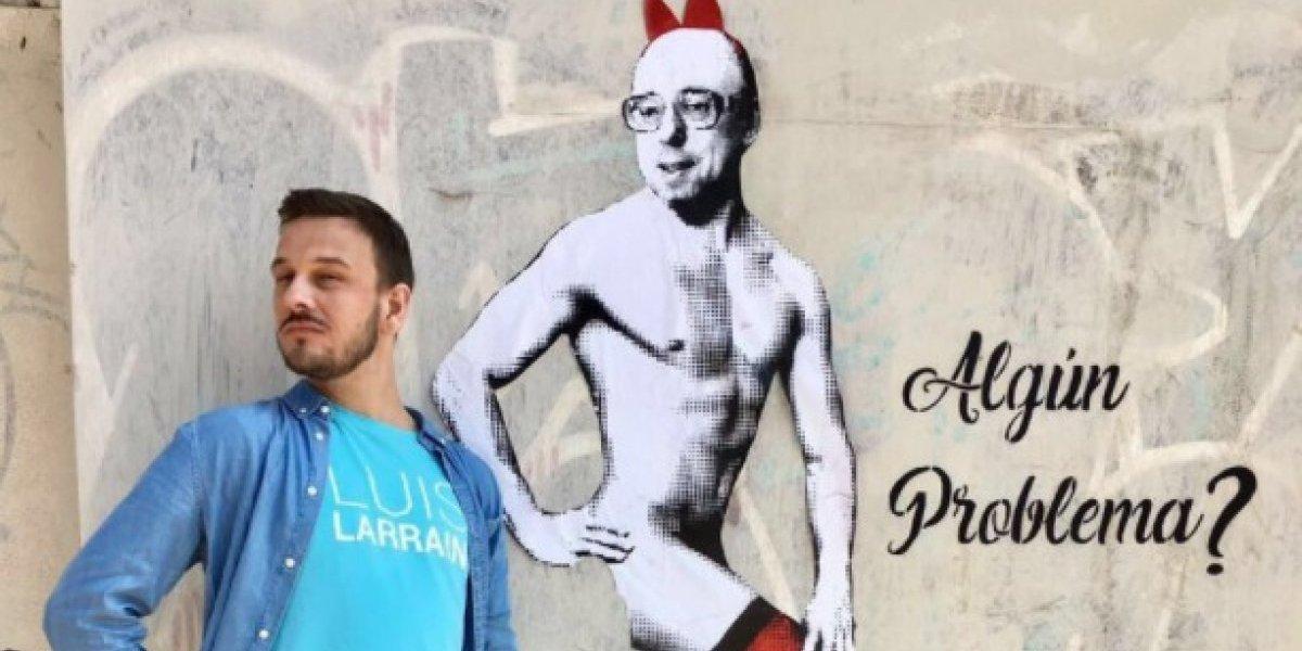 Luis Larraín recibe ola de críticas y espaldarazos por su foto con Jaime Guzmán