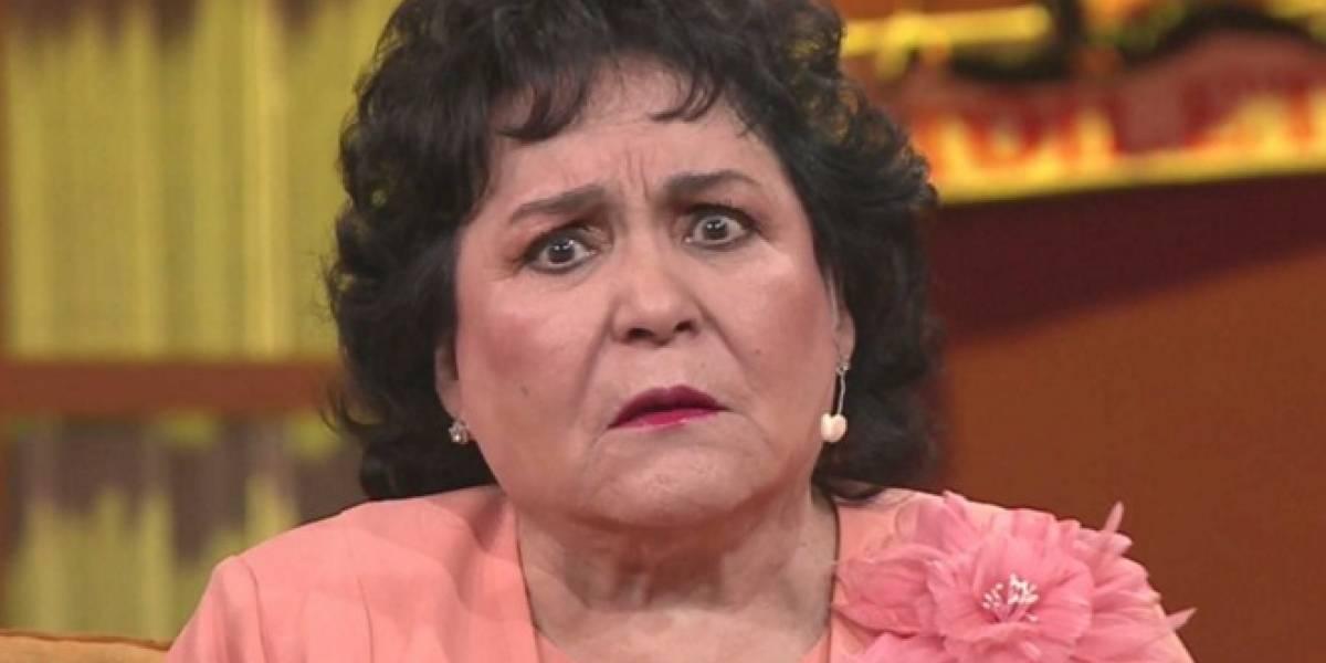 Actriz mexicana dice que terremoto lo provocaron bombas de Corea