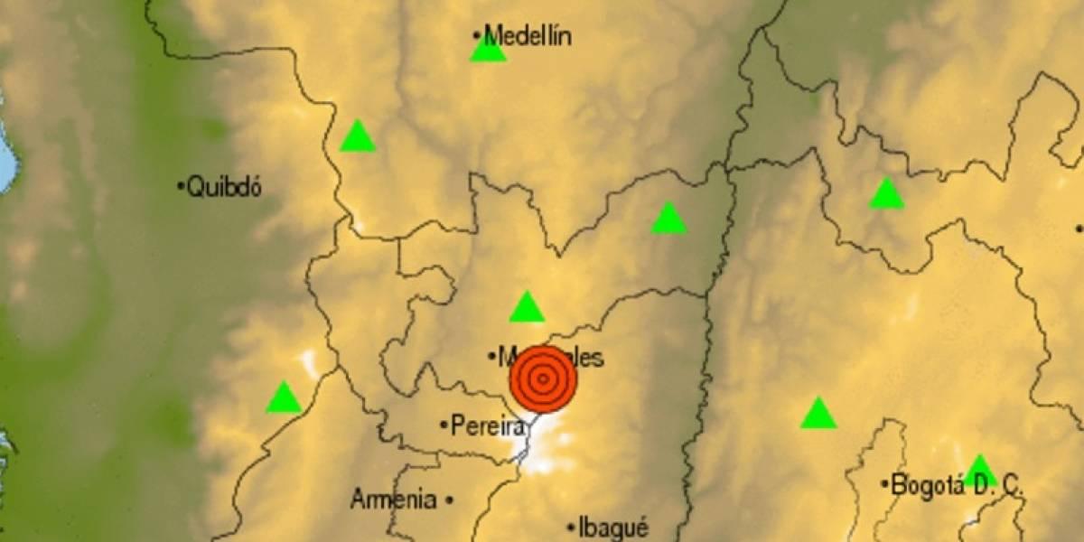 ¡Atención! Sismo de 5,7 sacude el sur de Colombia