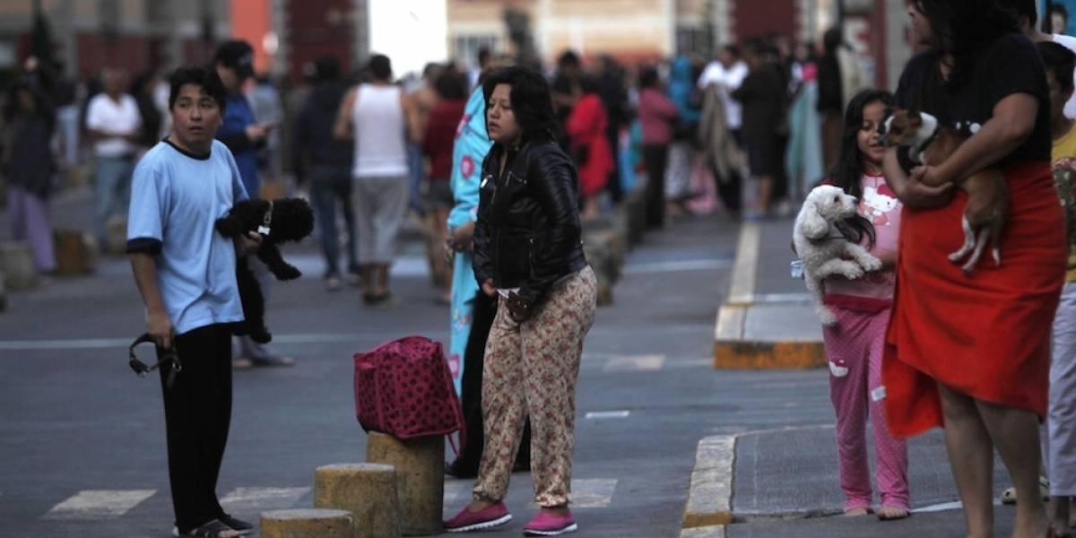Se presentan nuevos sismos en México este sábado
