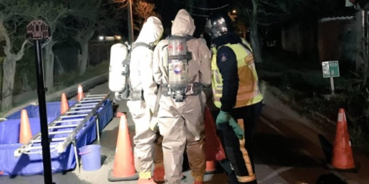 Dos nuevos casos de intoxicados con cianuro: cierran urgencia del hospital de Buin por procedimiento de emergencia
