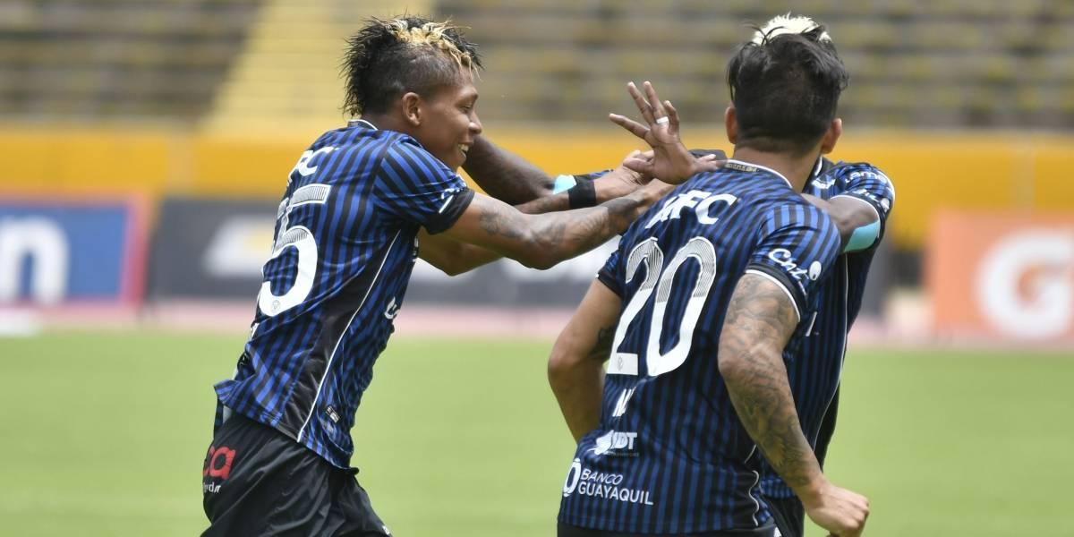 Independiente del Valle gana a Clan Juvenil