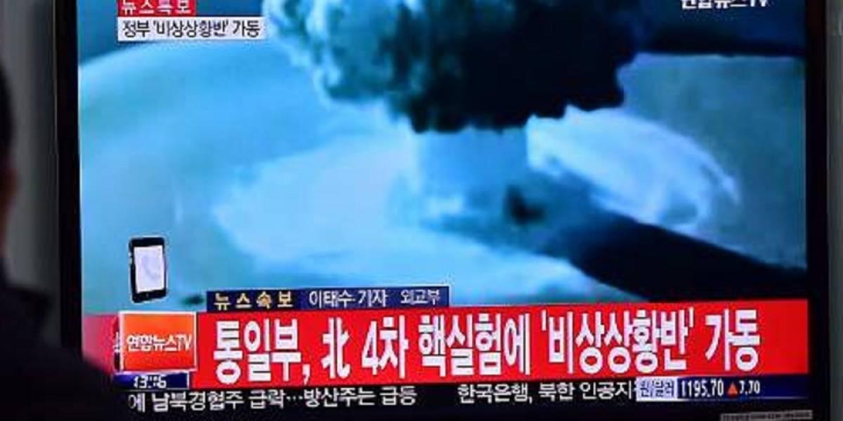 Sismo en Corea del Norte genera preocupación por una posible prueba nuclear