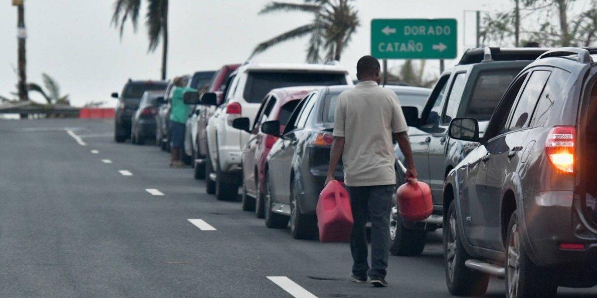 Disminuyen las filas en gasolineras