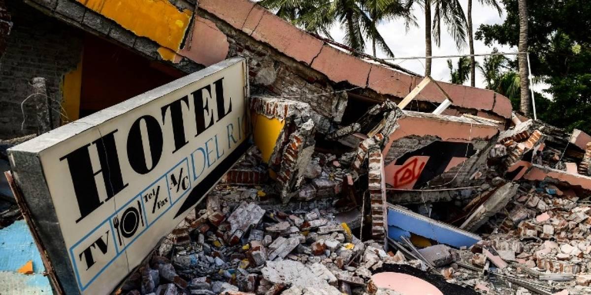 Turismo en ciudad de México sufre duro golpe tras terremoto