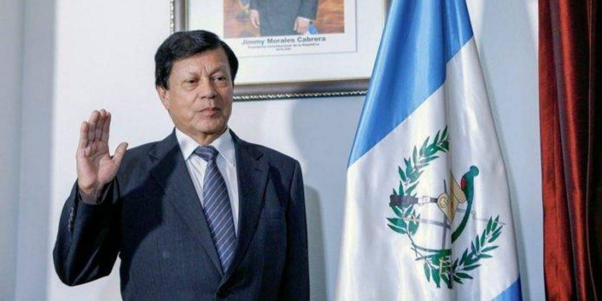 Jorge Luis Borrayo asume como el presidente de la Copredeh
