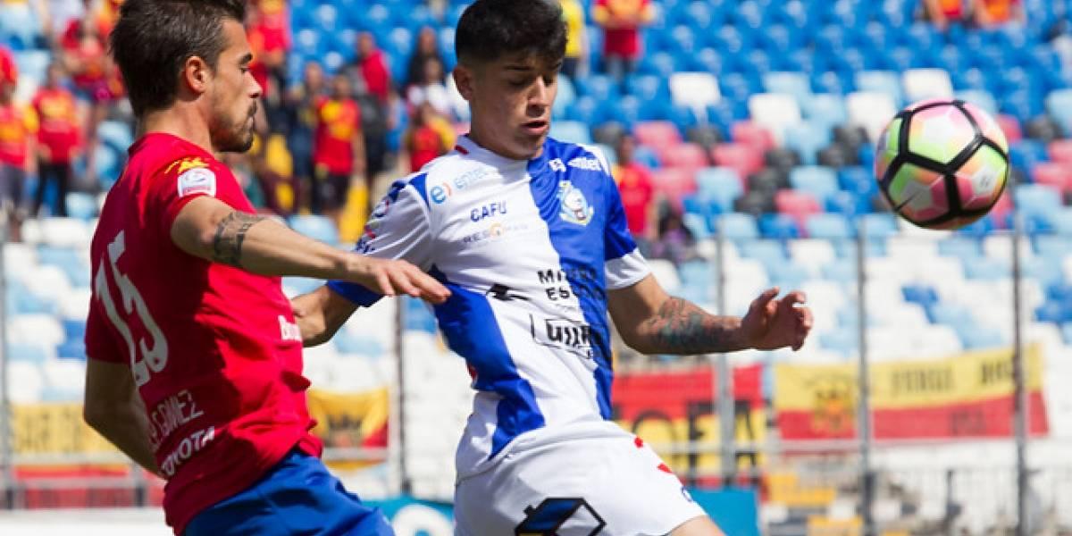 Así vivimos el encendido empate sin goles entre Antofagasta y Unión Española