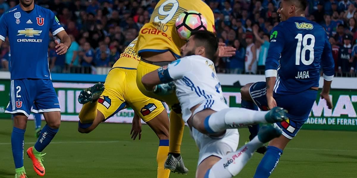 """Johnny Herrera da el plazo fatal de la U: """"Contra Unión es la última opción para ser campeón"""""""