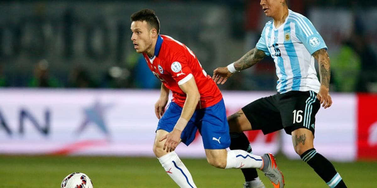 """Ángelo Henríquez desde Croacia: """"Tengo la esperanza de ser convocado a la selección"""""""