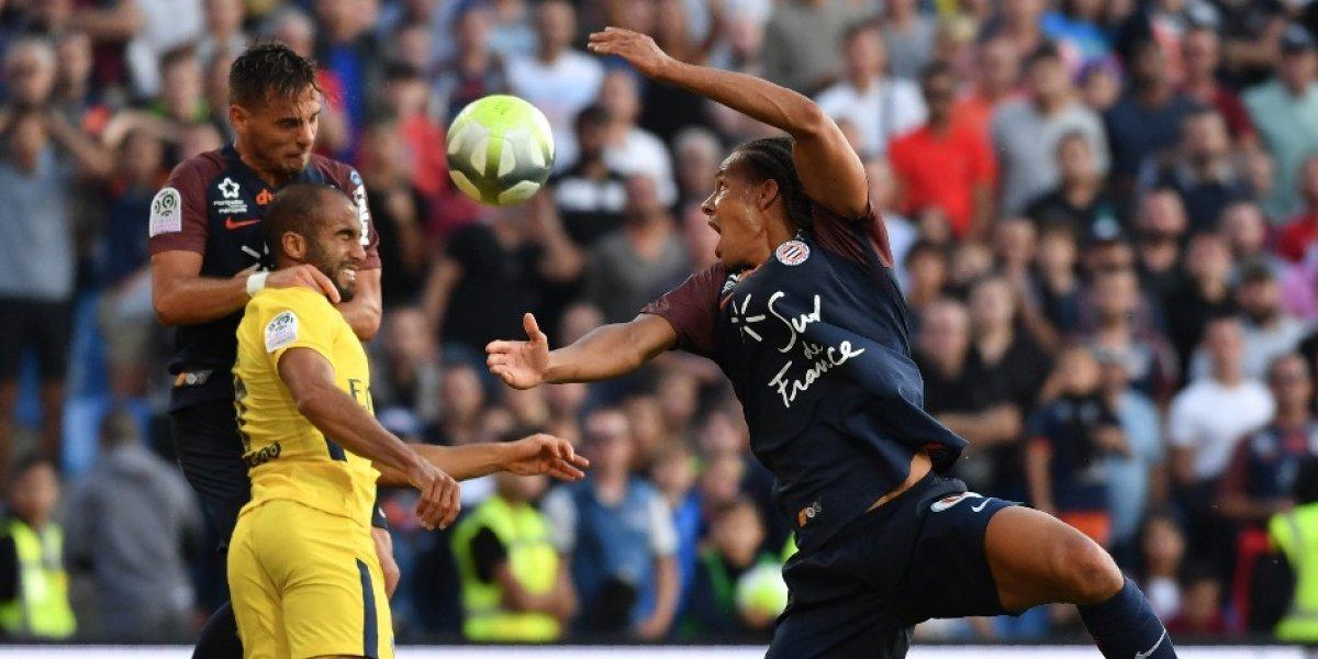 El PSG tuvo su primer tropiezo este sábado sin el brasileño Neymar