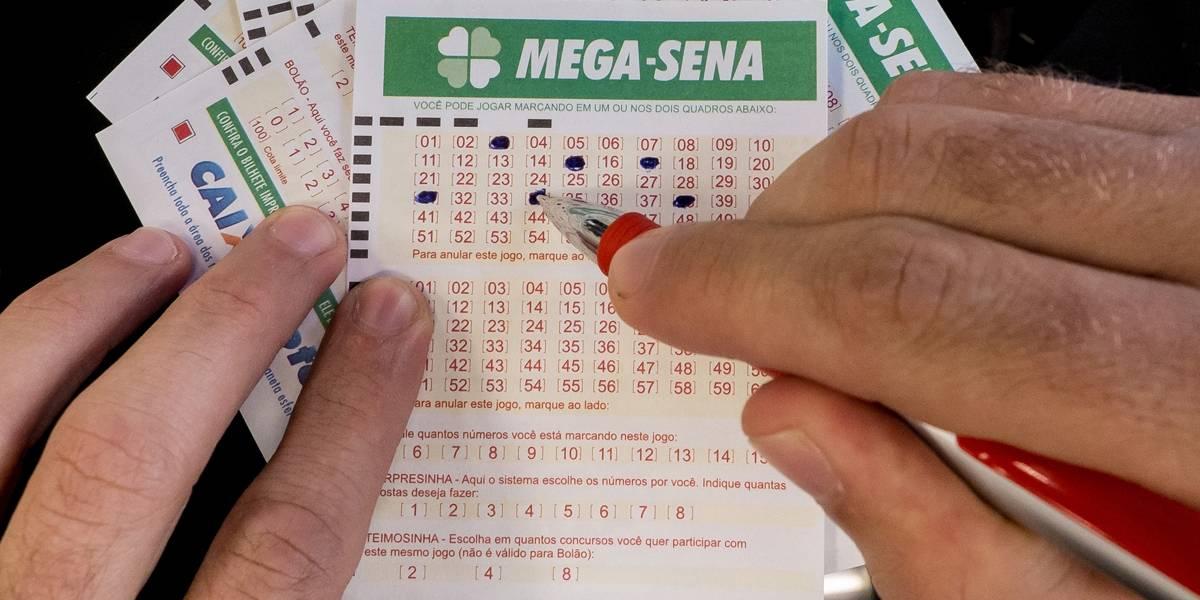 Mega-Sena: veja resultado do sorteio desta quarta-feira