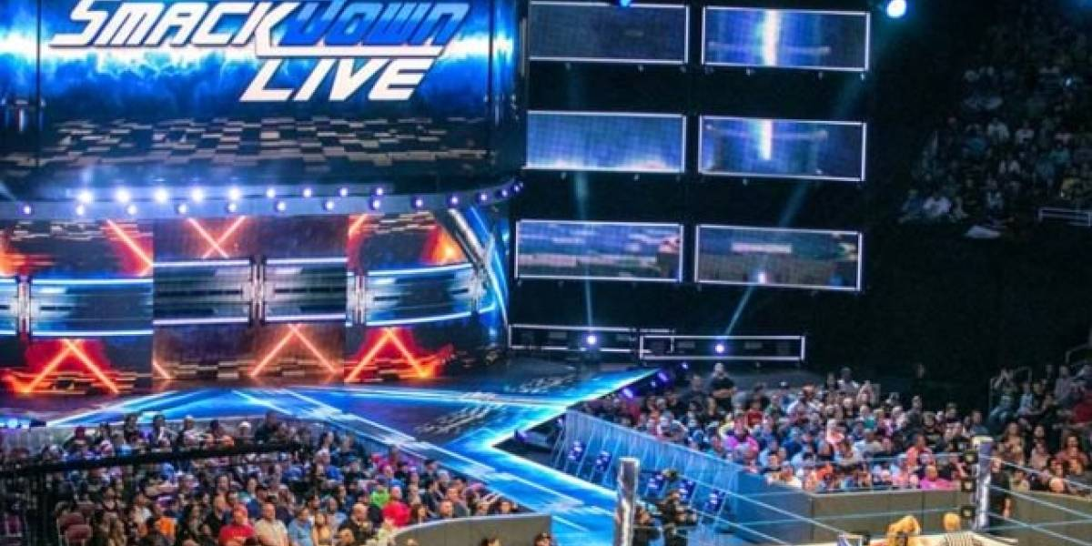 La espectacular doble cartelera de WWE Smackdown Live en Chile