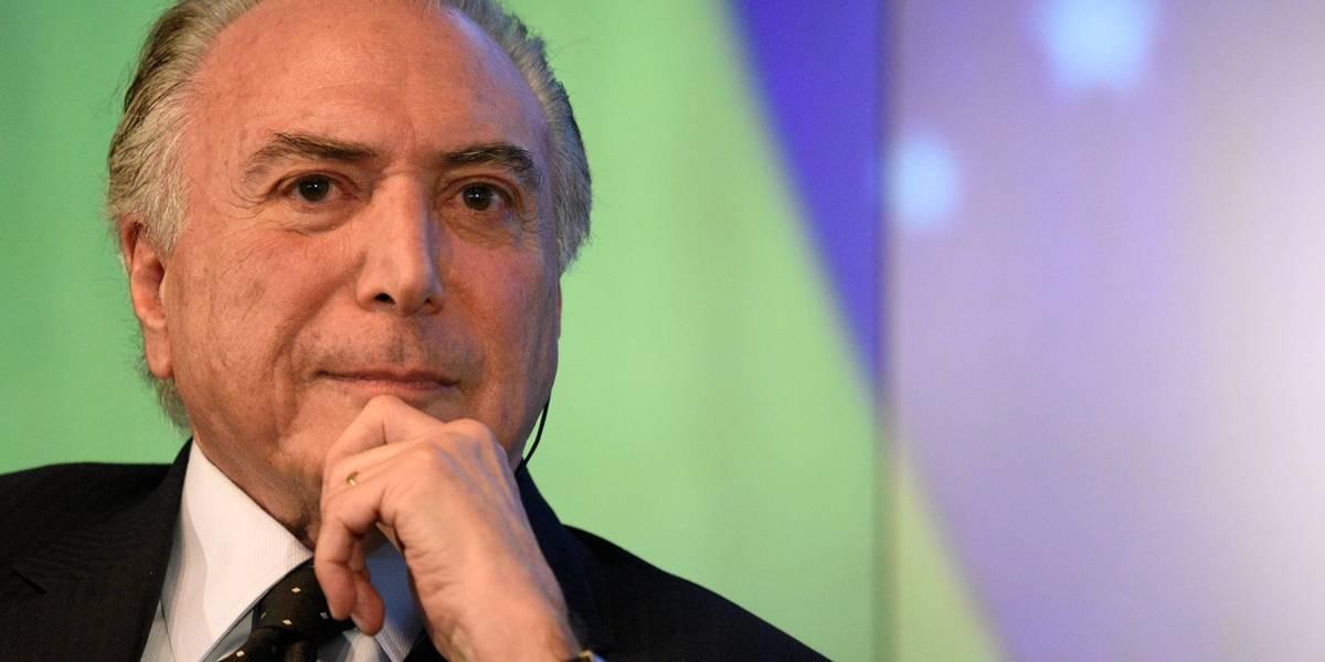 Temer diz que reforma ministerial é inevitável